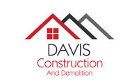 Construction and Demolition Services... Call for a free quote...
