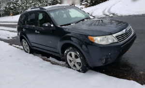 Subaru Forester x Premium 2009  toit pano