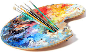 Art Lessons classes starting April $12.95 for a 2hr class Kitchener / Waterloo Kitchener Area image 2