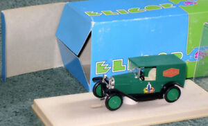 1926 Citroen 2cv delivery van by Eligor w case & box
