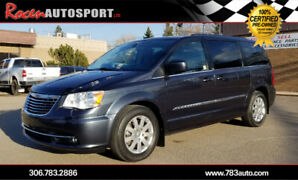 CERTIFIED 2013 TOWN & COUNTRY TOURING - STO N GO + MORE -YORKTON