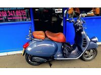 Vespa GTV 125 - 2007 FSH Great Looking Sc .....