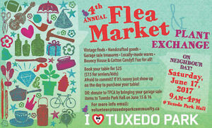 Tuxedo Park Flea Market - Looking for Vendors