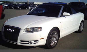 2007 Audi A4 2.0T Convertible / SALE OR EXCHANGE WITH A TRUCK