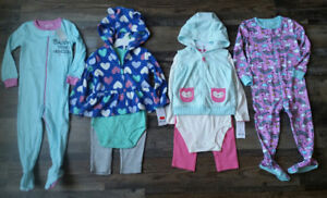 Brand New 18-24 Month Size Baby Clothes - $45 for all!