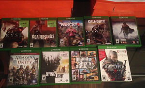Xbox One Games *OBO*