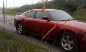 Car . 2007 Dodge charger