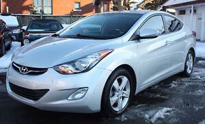 2013 Hyundai Elantra AUTO**LOADED**SUNROOF**ONE OWNER 67K KM