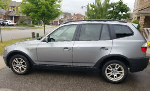 2006 BMW X3 SUV, Crossover - SELLING ASAP!!!