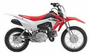 Looking to buy a small Honda dirt bike