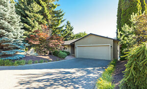 9175 Rendell Dr, Coldstream BC - Executive Coldstream Acreage!