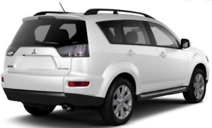 Luxury Mitsubishi Outlander XLS - Top of the Line $14,000