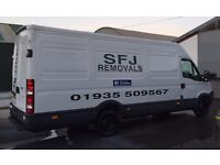 SFJ REMOVALS AND STORAGE 10% OFF ANY WRITTEN QUOTE Man and Van