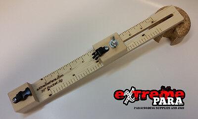 "PJ10 10"" Pro Pocket Macrame Jig - Make macrame bracelets - eXtremePara.com"