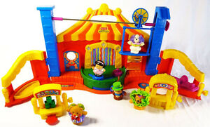 Cirque Little People Fisher-Price