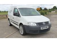 2009 59 VOLKSWAGEN CADDY 2.0 C20 SDI NO VAT DIESEL GREAT EXAMPLE DIESEL