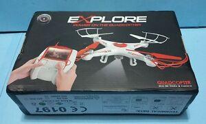 X6 Explorers quadcoptr drone with Wifi Camera