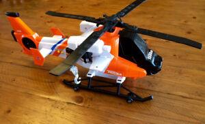 Tonka Hélicoptère de sauvetage