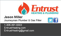 Heating, Plumbing and Air Conditioning - Free Estimates/24 hr