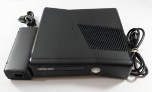 Xbox 360 modded w cables & external HDD