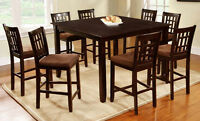 *NEW*  7 Pc. Counter Height Dining Set
