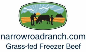 Grass Fed & Finished Freezer Beef