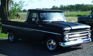 1965 Chevy C10 Short box