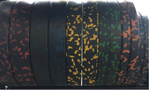 Northern Lights Commerical Competition Bumper Plates - BRAND NEW