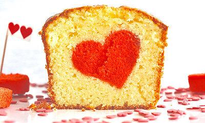 Mit einem kleinen Trick steckt ganz viel Herz im Kuchen. (© fraeuleinselbstgemacht.de)