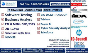 SOFTWARE TESTING QA/Automation TRAINING & PLACEMENTS