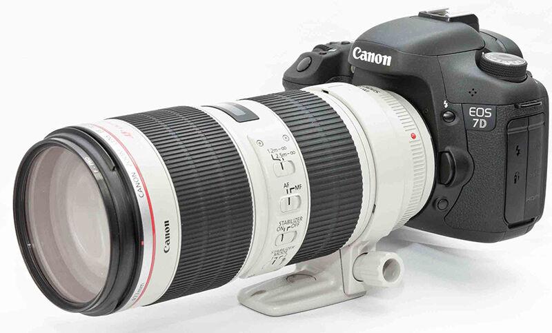 Fast telephoto: 70-200mm f/2.8