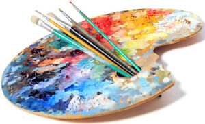 Art Lessons classes $12.95 for a 2 hour class for Adults Kitchener / Waterloo Kitchener Area image 1