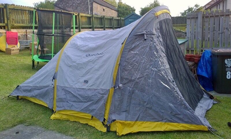 Quechua MSH 3 man inflatable air beam tent. & Quechua MSH 3 man inflatable air beam tent. | in Perth Perth and ...