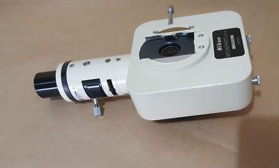 Nikon Microphot Epi-fl Microscope Epi-fluorescence Attachment