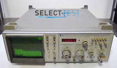 Agilent Hp 8559a 21 Ghz Spectrum Analyzer W853a Mainframe Look Ref 635g