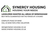 LANDLORD WANTED! PROPERTY / RENT / HOUSE / HMO