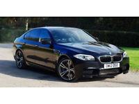 BMW, M5, Saloon, 2012, Semi-Auto, 4395 (cc), 4 doors