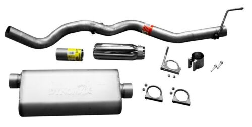 Details about Exhaust System Kit-Ultra Flo Welded Single System fits 04-05  Ram 1500 5 7L-V8