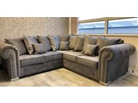 BRAND NEW LUXURY 3+2 & CORNER SOFA ON MEGA SALE WITH FREE DELIVERY CASH ON DELIVERY 🖤