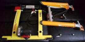 Tacx Cycleforce Swing and Free Tacx Satori