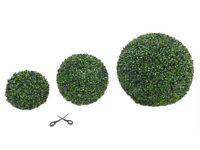 40cm Gardman Topiary balls ( Pair )