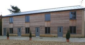 Eco house. Foulsham. Quiet village. 2 x double bedrooms. Low energy. 2 x parking.
