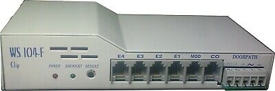Ws-104 1pstn 4 Extensions Home Small Pabx