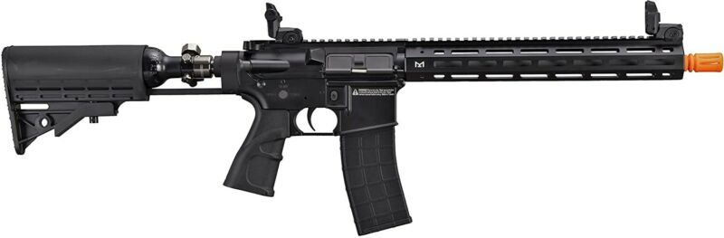 Tippmann Omega PV Carbine HPA Airsoft Gun - 13ci Tank Not Included