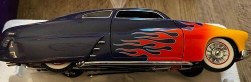 1996 Mattel Hot Wheels Legends 1949 Merc Flames Mercury  in Box-NEW 1:24 Scale