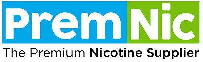(7.2%) 72MG Nicotine by PremNic USP/EP Grade Nicotine UK Nicotine Produced PG/VG