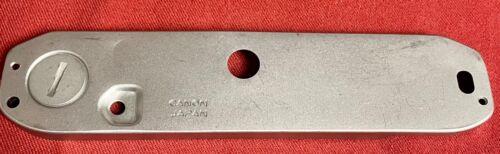 Genuine Canon AE-1, AE-1 P, AT-1 Etc. Bottom Plate with Rewind Cap Screw - Part