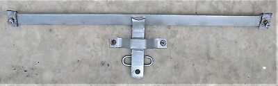 Draw Tite Tow Bar (Draw-Tite Frame Mounted Chrome Tow Bar Hitch Universal Mount 43