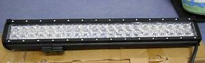 20 inch 294W LED  Bar Flood/Spot  Driving Lamp with wiring kit Mount Sheridan Cairns City Preview