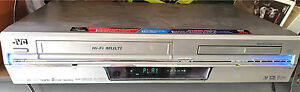 JVC VCR/DVD Player Video Cassette Recorder VHS Stanhope Gardens Blacktown Area Preview